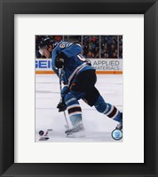 Framed Jason Demers 2010-11 Action