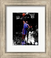 Framed Amare Stoudemire 2010-11 Spotlight Action