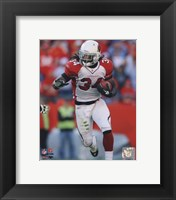 Framed Tim Hightower 2010 Action