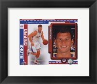 Framed Blake Griffin 2010-11 Studio Plus