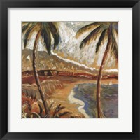 Framed Tropic Beauty I