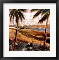 Framed Tropic Beauty II