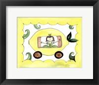 Lemmon Carriage Framed Print