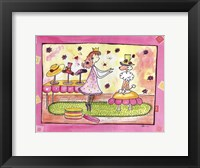 The Trials of Fifi Framed Print