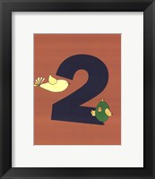 Framed Jungle Countdown #2