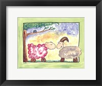Framed Ewe Got Love