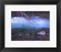 Framed Early Spring Mt. Creek