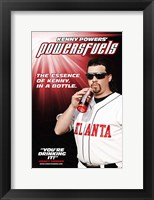 Framed Eastbound & Down (TV) Powerfuels