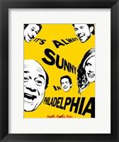 Framed It's Always Sunny in Philadelphia