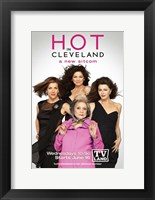 Framed Hot in Cleveland (TV)