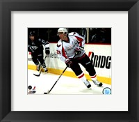 Framed Alexander Semin 2010-011 Action