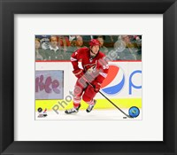 Framed Ed Jovanovski 2010-011 Action