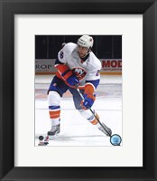 Framed Matt Moulson 2010-011 Action