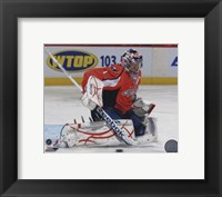 Framed Semyon Varlamov 2010-011 Action