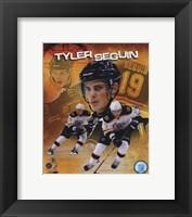 Framed Tyler Seguin 2010 Portrait Plus