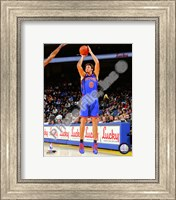 Framed Danilo Gallinari 2010-011 Action