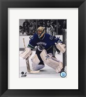Framed Roberto Luongo 2010-011 Spotlight Action