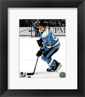Framed Sidney Crosby 2010-011 Spotlight Action