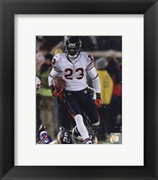 Framed Devin Hester sets an NFL Record with his 14th Career Return for a Touchdown