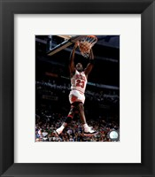 Framed Michael Jordan 1996 Action