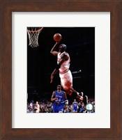 Framed Michael Jordan 1994-95 in Action