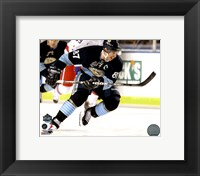 Sidney Crosby 2011 NHL Winter Classic Action Framed Print