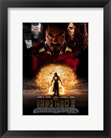 Framed Iron Man 2