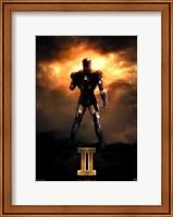 Framed Iron Man II