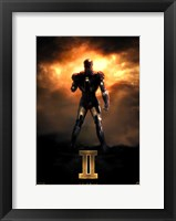 Framed Iron Man II