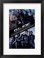 Framed G.I. Joe: Rise of Cobra