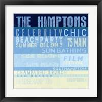 Framed Hamptons