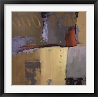 On the Boulevard II - close up Framed Print