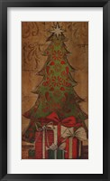 Framed Christmas Tree I