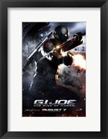 Framed G.I. Joe: Rise of Cobra - shooting
