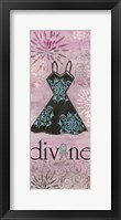 Divine Framed Print