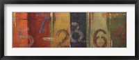 Framed Lucky Numbers I