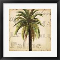 Framed La Palma III