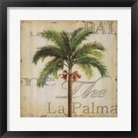 Framed La Palma II