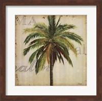 Framed La Palma I