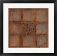 Framed Tile Motif II