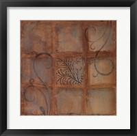 Framed Tile Motif I