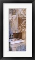 Framed Bath Room & Ornamenrs II