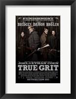 Framed True Grit Punishment