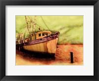 Framed Boat VI