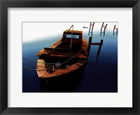 Framed Boat III