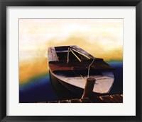 Framed Boat II