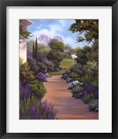 Framed Garden Path I