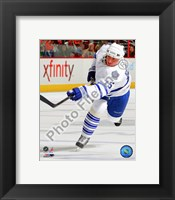 Framed Tomas Kaberle 2010-011 Action