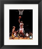 Framed Scottie Pippen 1997-98 Action