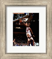 Framed Patrick Ewing 1996 Action